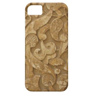 Se en pierre découpé d'iPhone + iPhone 5/5S, à Étuis iPhone 5