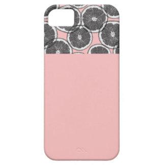 Se marie Grapefruit Coque iPhone 5 Case-Mate
