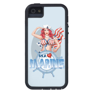 Se MARIN SEXY d'iPhone de BANDE DESSINÉE + iPhone Coques Case-Mate iPhone 5