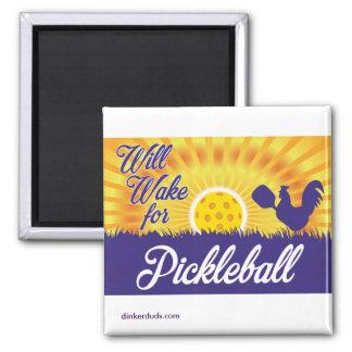 """""""Se réveillera aimant pour Pickleball"""""""