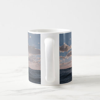 Sea and Sky #1 - 11 oz Ringer Mug