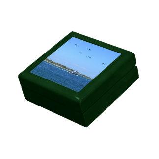 Seabound Petite Boîte À Bijoux Carrée