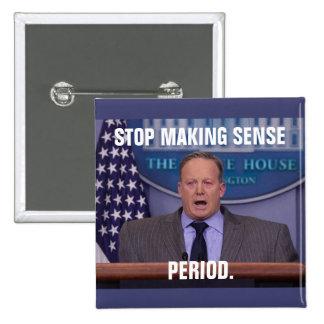 Sean Spicer, attaché de presse de la Maison Badge