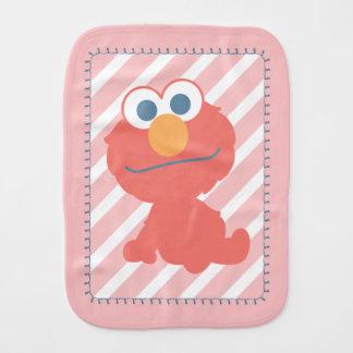 Séance de bébé d'Elmo Linge De Bébé
