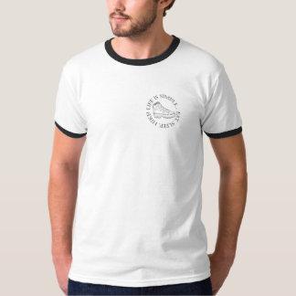 Seattle augmentant le T-shirt des hommes de groupe