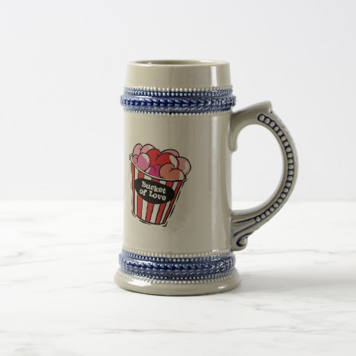 seau de png d'amour mug