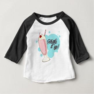 Secouez-le T-shirt Pour Bébé