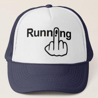 Secousse de fonctionnement de casquette