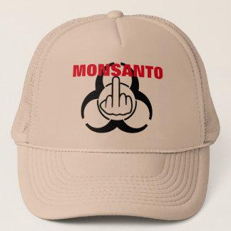 Secousse de risque de Monsanto de casquette bio