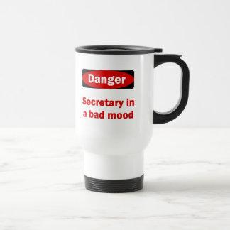 Secrétaire Mug