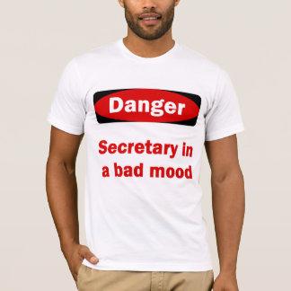 Secrétaire T-shirt
