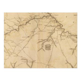Secteur de Lexington, la Caroline du Sud Carte Postale