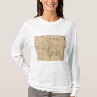 Secteur de Marlborough, la Caroline du Sud T-shirt