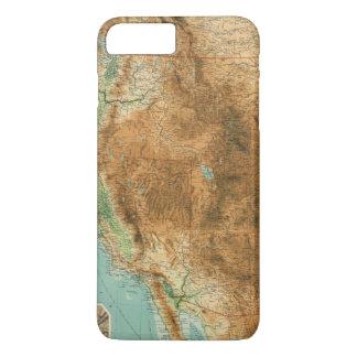 Section occidentale des Etats-Unis Coque iPhone 8 Plus/7 Plus