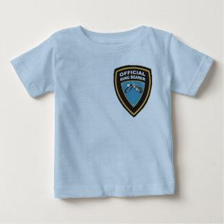 Sécurité d'anneau t-shirt pour bébé