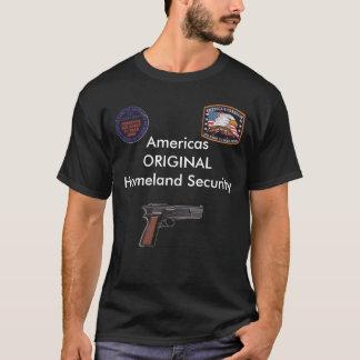 Sécurité de patrie originale t-shirt