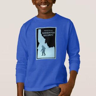 Sécurité de Sasquatch - Idaho T-shirt