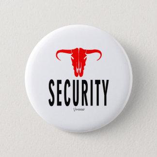 Sécurité et Taureau par VIMAGO Badge