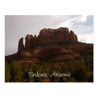 Sedona, carte postale de l'Arizona