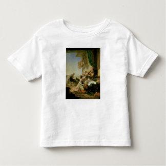 Seigneur Byron reposant dans la maison T-shirt Pour Les Tous Petits