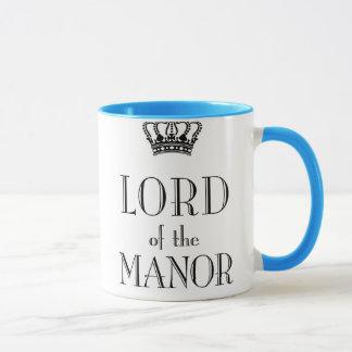Seigneur de la tasse de manoir