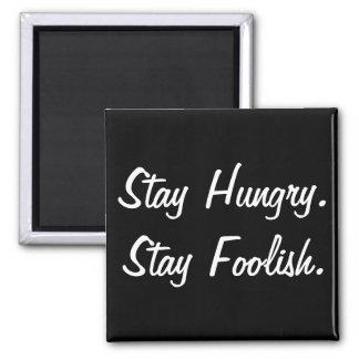 Séjour affamé de séjour insensé aimant
