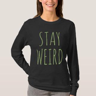 Séjour étrange t-shirt