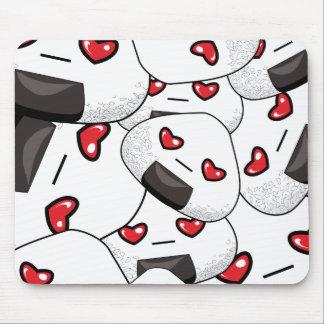Séjour près de moi - amour tapis de souris