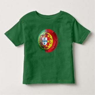 Selecção DAS Quinas Fuetbol Bola T-shirts