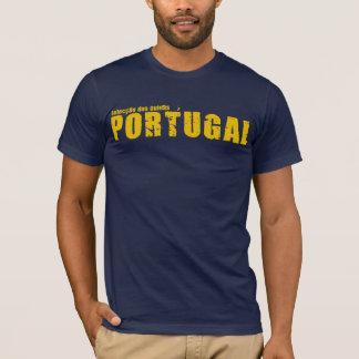 Selecco DAS Quinas - avant et dos T-shirt