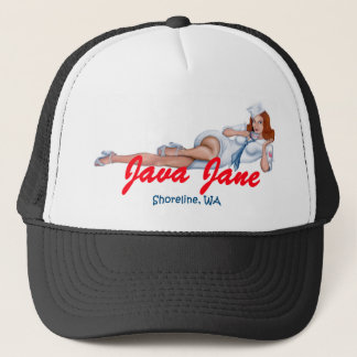 Sélection de casquette de camionneur de Java Jane