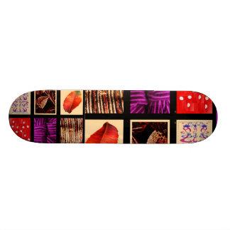Sélections graphiques artistiques skateboard old school 18,1 cm