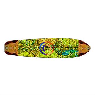 Sélections graphiques artistiques skateboards personnalisés