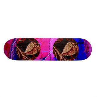 Sélections graphiques artistiques plateaux de planche à roulettes