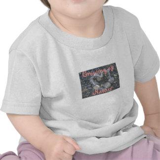 S'élevant AIMANT, nature T-shirt