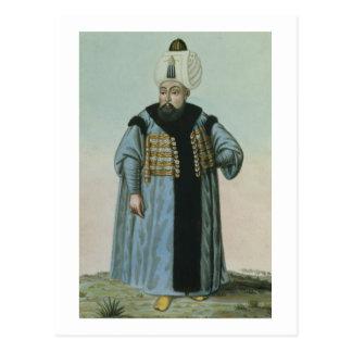 """Selim II (1524-74) a appelé """"Sari"""", la blonde ou Carte Postale"""