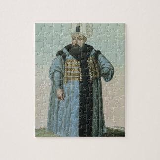 """Selim II (1524-74) a appelé """"Sari"""", la blonde ou l Puzzle"""