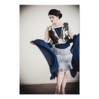 Semaine 9 : Flapper's delight Impression Photo