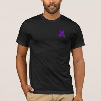 Semaine invisible 2012 de conscience de maladie t-shirt