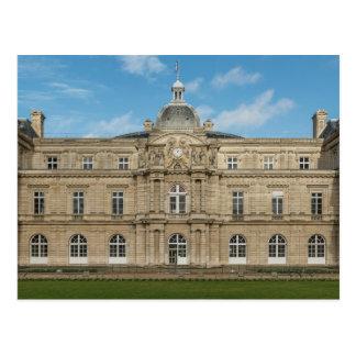 Sénat français Paris France de palais du Carte Postale