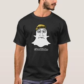 #SendNudes (calotte jaune) T-shirt