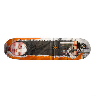 Senorita Street Art Skateboard