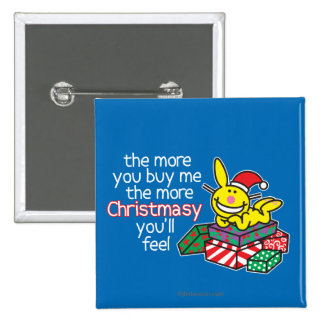 Sensation Christmasy Badge