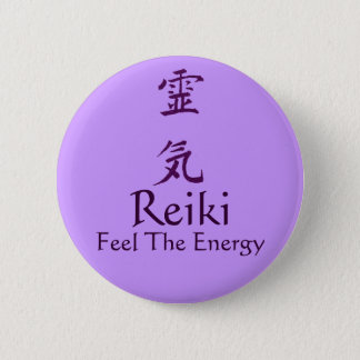 Sensation de symbole de Reiki le Pin de bouton Pin's