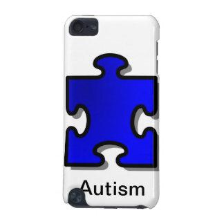 Sensibilisation sur l'autisme, puzzle, cas de POIN Coque iPod Touch 5G