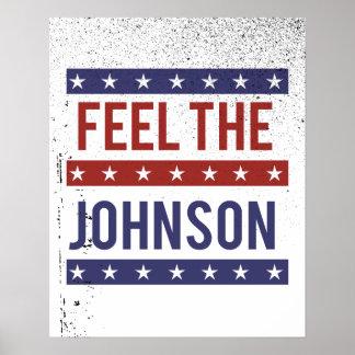 Sentez Johnson - Gary Johnson 2016 - - Posters