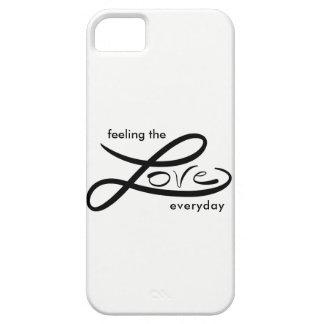 Sentez la couverture quotidienne de téléphone coques Case-Mate iPhone 5
