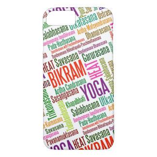 Sentez l'Asanas du Practioner de yoga de Bikram de Coque iPhone 7