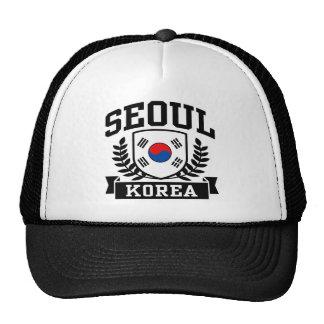 Séoul Corée Casquette De Camionneur