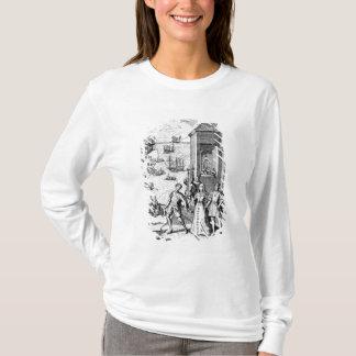 Séparation de Columbus avec Ferdinand et T-shirt